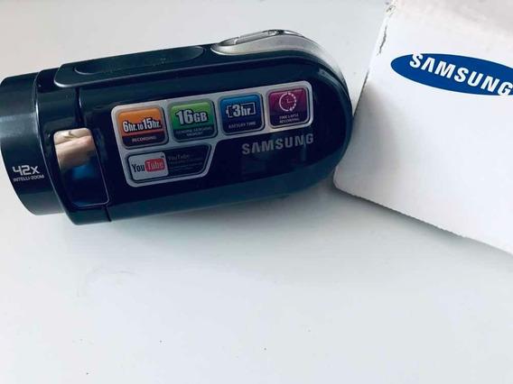 Filmadora Samsung Flash Cam 16g