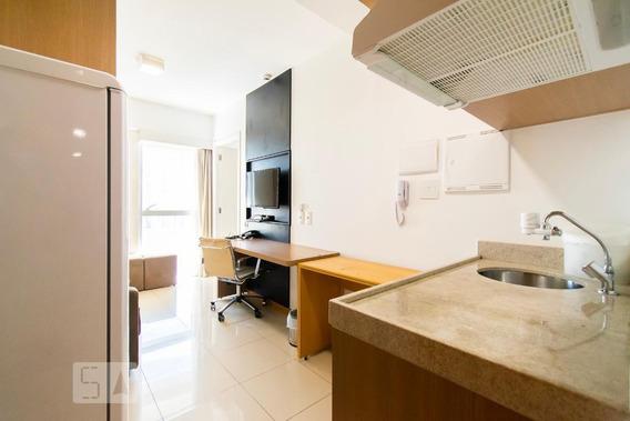 Apartamento Para Aluguel - Guará, 1 Quarto, 27 - 893117612