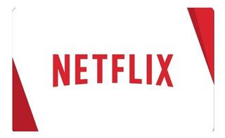 Tarjeta Netflix Pin - Saldo $ 10.000 - Una Pantalla