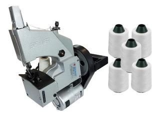 Máquina de coser Shunfa SF26-1A Gris 220V