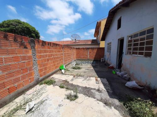 Imagem 1 de 15 de Casa No Vale Do Sol Ótima Para Comercio - Ca2240