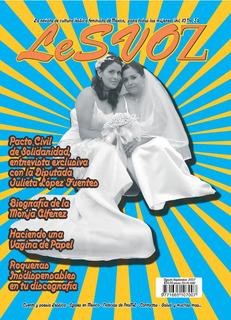 Revista Lesvoz #36, 2007, Cultura Lésbica Feminista