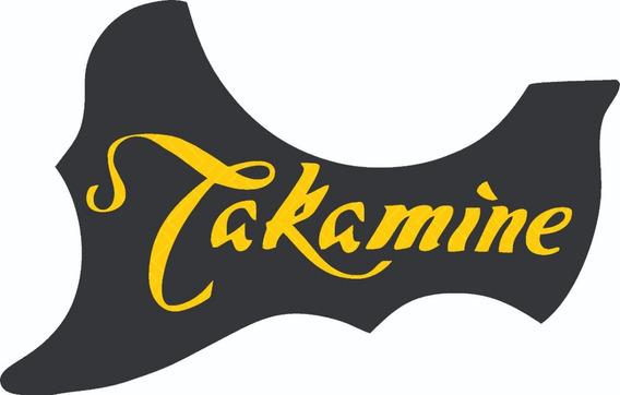 Escudo Para Violão Folk Takamine