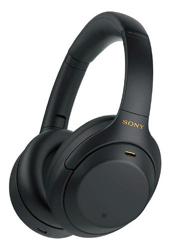 Imagen 1 de 6 de Audífonos Sony Noise Cancelling Bluetooth Hi-res Wh-1000xm4
