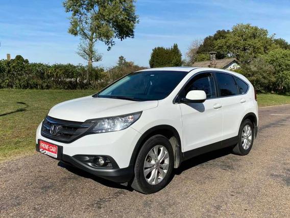 Honda Cr-v 2.4 Ex L 4wd 185cv At 2012 Excelente Estado!!