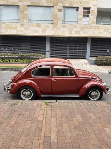 Volkswagen Escarabajo Antiguo