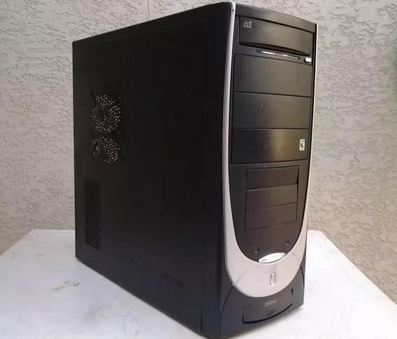 Cpu Amd Athlon 64 X2 Dual Core - 4gb Ram - Hd 80 - Win 10