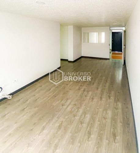 Apartamento En Venta De 64m² Teusaquillo Bogotá Ub18004