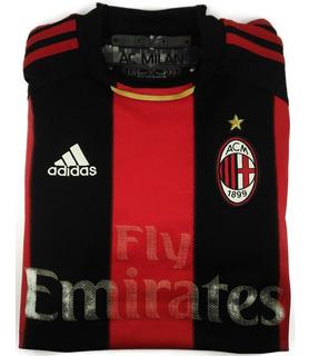 Camisa Camiseta Ac Milan Original adidas Home Ibrahimovic P