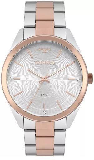 Relógio Technos Feminino Elegance Dress 2036mkc/5k Com Nfe