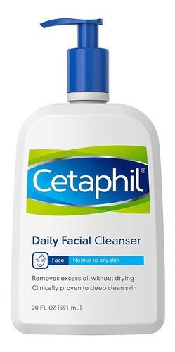 Cetaphil Limpiador Facial Diario Locion - mL a $127