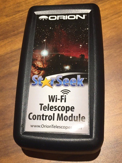 Wi-fi Telescópios Goto Orion Starseek 05685 Usb/serial