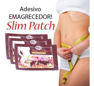 30 Unidades Slim Patch Adesivo Emagrecedor Perca Peso Rápido