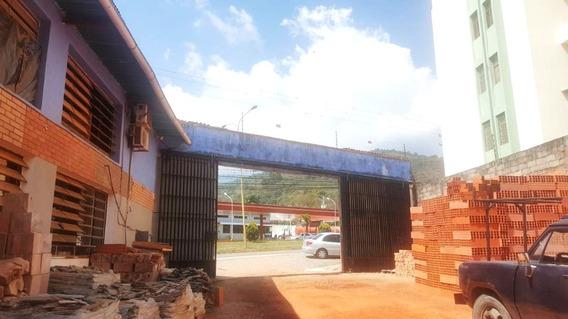 A La Venta Terreno +galpón En Los Próceres, Merida