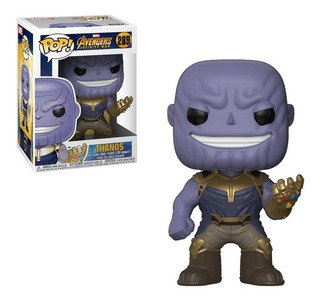 Funko Pop! Avengers Infinity War # 289 - Thanos Original