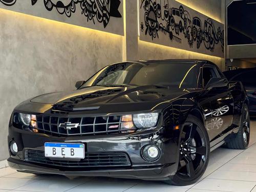 Gm Camaro Ss 6.2 V8 2013 55.000km Novissimo Sem Detalhes