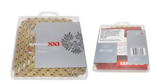 Corrente Sram Xx1 Eagle 12v Gold Dourada Nx-gx-x01 - Lacrada