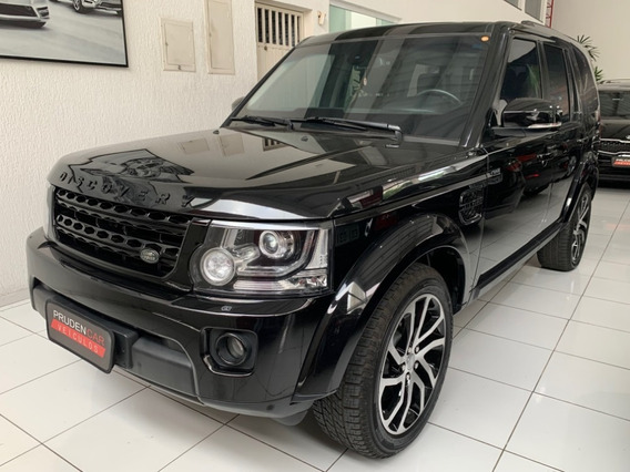 Land Rover Discovery 4 3.0 Hse V6 Diesel 2016 Preto