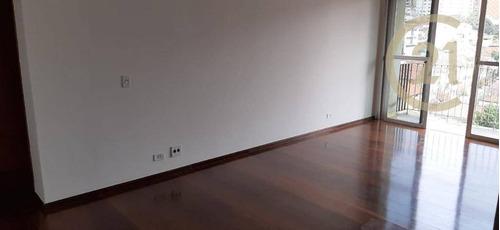 Apartamento Com 3 Dormitórios À Venda, 105 M² Por R$ 930.000,00 - Vila Pompeia - São Paulo/sp - Ap21723