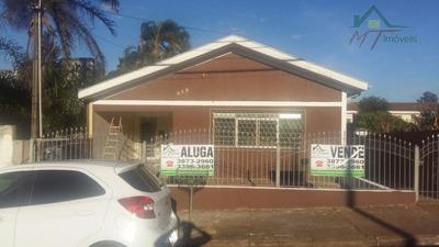 Casa Residencial Para Venda E Locação, Parque Ortolândia, Hortolândia. - Ca0331