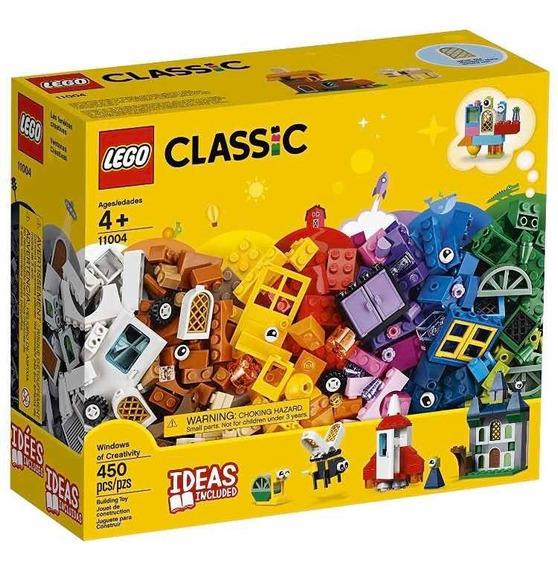 Lego Classic Y Lego City Caja De Ladrillos Creativos