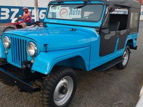 Jeep Jeep Bernadão Ano 62
