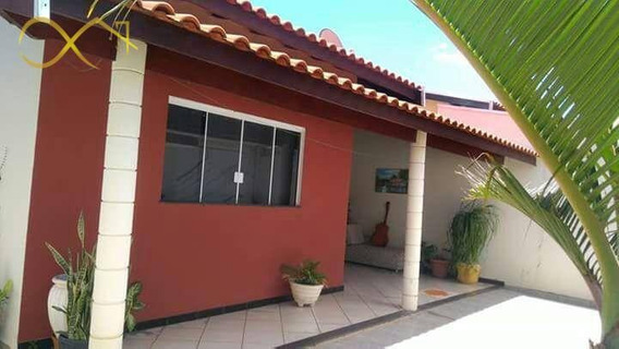 Linda Casa Residencial À Venda, Parque Das Laranjeiras, Artur Nogueira. - Ca1141
