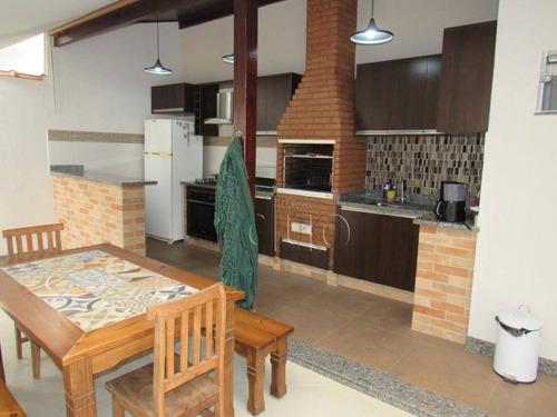 Imagem 1 de 21 de Casa Com 3 Dormitórios À Venda, 168 M² Por R$ 580.000,00 - Parque Conceição - Piracicaba/sp - Ca3494