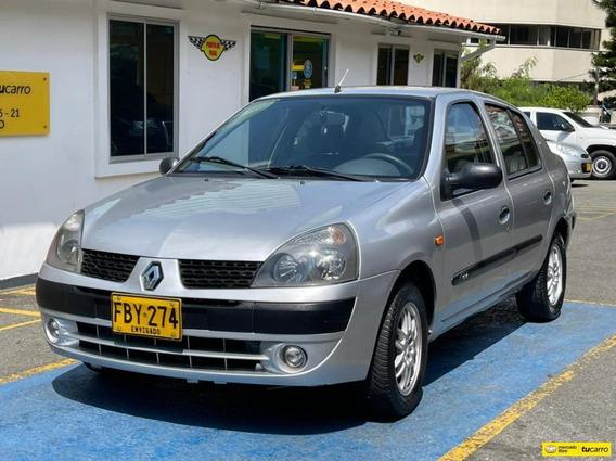 Renault Symbol Mt 1400