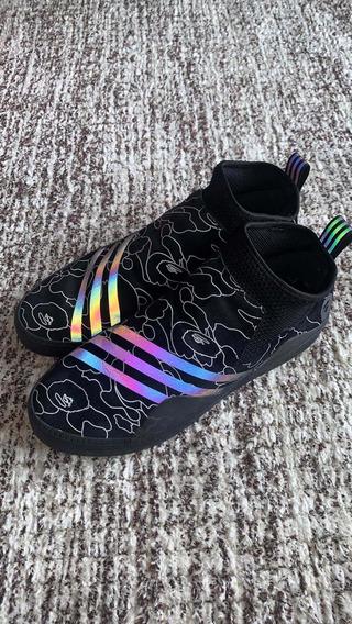 Tênis adidas X Bape Tênis Refletivo Em Poucas Peças