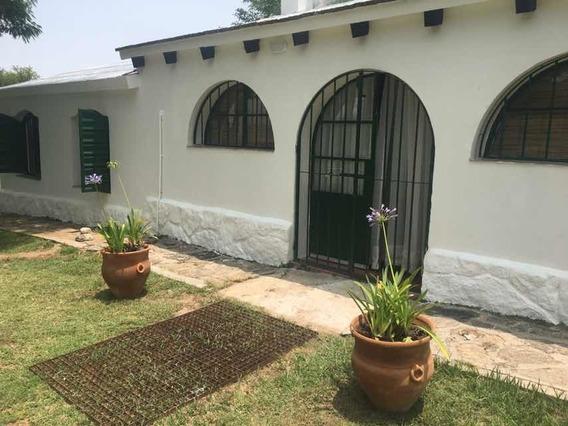 Henén Casa De Campo Traslasierra Panaholma Córdoba