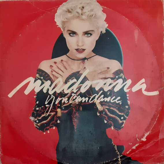 Lp Madonna - You Can Dance [1988]