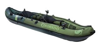 Sevylor Coleman Colorado - Kayak De Pesca Para 2 Personas