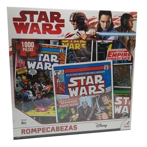 Rompecabezas Adulto Star Wars Comics