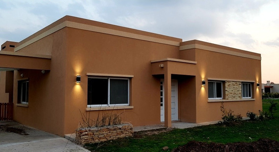 Casa A Estrenar En Manzanares Chico Lote 85 ...