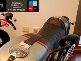 Motoplex Jack | Moto Guzzi Racer V7 750 Cc Moto 0km Madero B