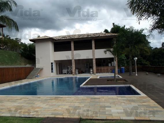 Casa De Condomínio À Venda Em Porta Do Sol - Mairinque - 24207
