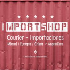 Importshop Courier Puerta A Puerta - Importación Afip Aduana