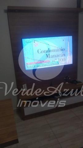 Apartamento À Venda Em Jardim Monte Alto - Ap008259
