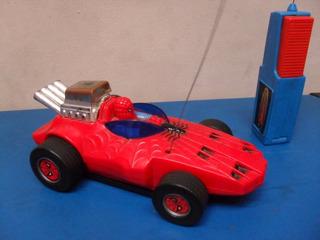 Spiderman - Auto A Control Remoto Año 1979 A Revisar