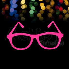 Óculos Nerd Colorido - Kit 10 Unidades