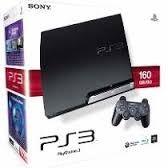 Playstation 3 + 1 Controles Originais + 1 Jogo 160g