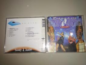 Cd Original - Sandy & Junior Millennium Ao Vivo Era Uma Vez