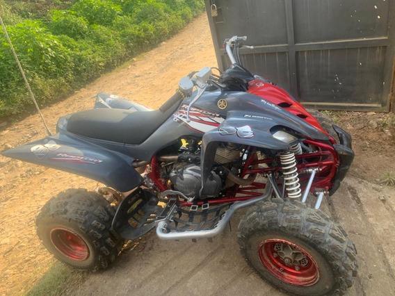 Yamaha Raptor 350 - Yfm-350er - Gris