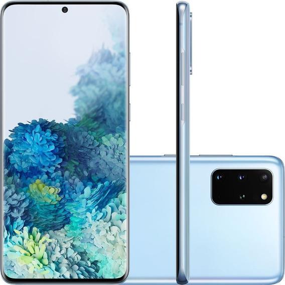 Smartphone Samsung G985f Galaxy S 20 Plus Azul - 128gb