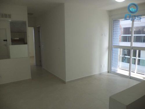 Apartamento Com 2 Dorms, Ponta Da Praia, Santos, Cod: 5187 - A5187