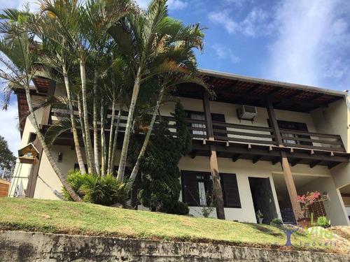 Casa Residencial À Venda, Ponta Aguda, Blumenau. - Ca0294