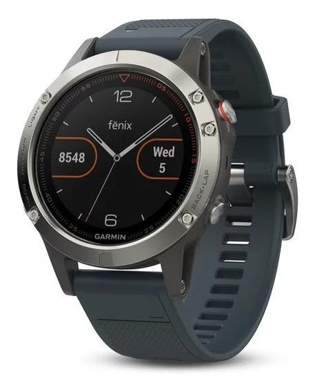 Reloj Deportivo Garmin Fenix 5 Monitor Cardiaco Gps Nuevo