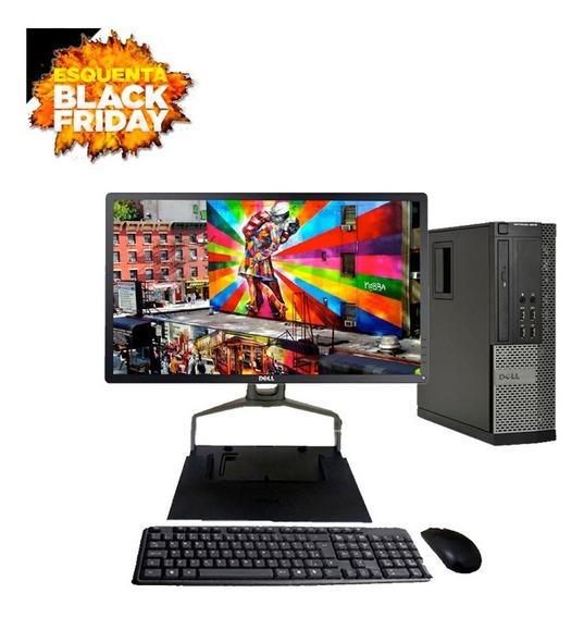 Computador Dell 7020 I5 4° Geraç 8gb Hd500gb Black Friday