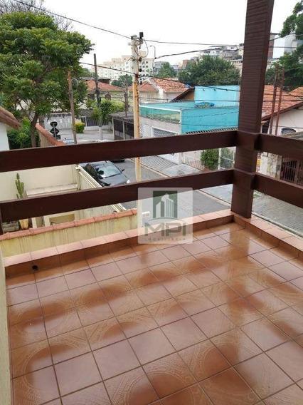 Sobrado Com 2 Dormitórios Para Alugar, 130 M² Por R$ 2.800,00/mês - Conjunto Residencial Santa Terezinha - São Paulo/sp - So0378